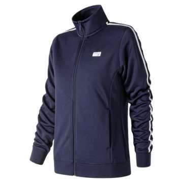 Women's NB Athletics Track Jacket , Pigment