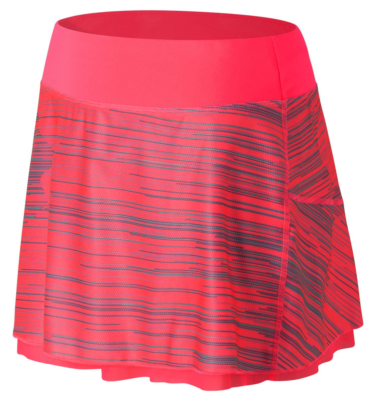 New Balance Rosewater Reversible Skirt Womens Pink