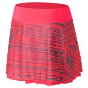 Rosewater Reversible Skirt, Guava