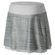 Rosewater Reversible Skirt, White