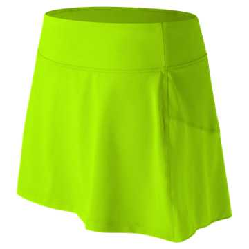 New Balance Casino Skort, Lime Glo