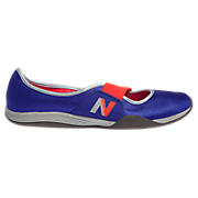 New Balance 101v2, Blue with Orange