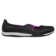 New Balance 101, Black with Orchid