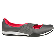 New Balance 101, Dark Grey with Diva Pink