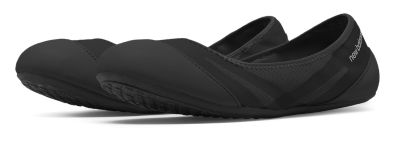 118 Ballerina Flat Women's Shoes | WL118BK