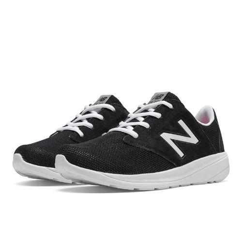 1320 New Balance Women's Sport Style Shoes - Black, White (WL1320BG)