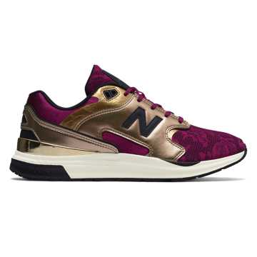 New Balance 1550 Molten Metals, Gold with Deep Jewel
