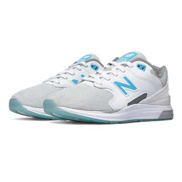 New Balance 1550 Sirens, White with Bayside