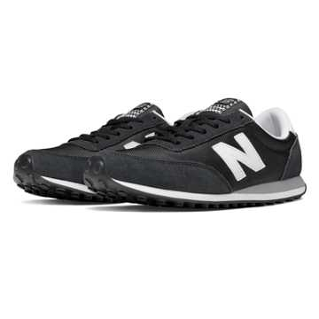 New Balance 410 Citrus Saturation, Black