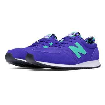 New Balance 420 Artistic Pop, Navy with Reef