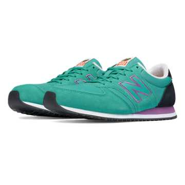 New Balance 420 Bold Brights, Galapagos with Black & Gold