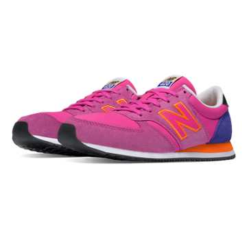 New Balance 420 Bold Brights, Azalea with Lazarite & Apricot