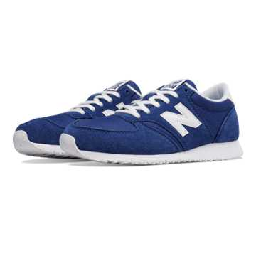 New Balance 420 70s Running, Atlantic with White