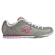 New Balance 442, Light Grey with Pink