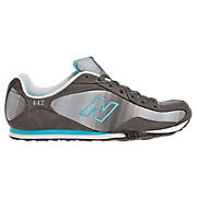 New Balance 442, Grey with Light Blue & White