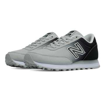 New Balance 501 Textile, Micro Chip with Black