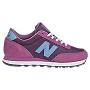 New Balance 501, Purple with Light Blue