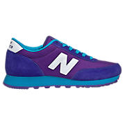 New Balance 501, Purple with Blue