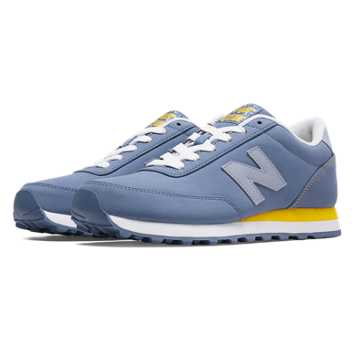 New Balance 501 Composite, Purplehaze with White & Yellow