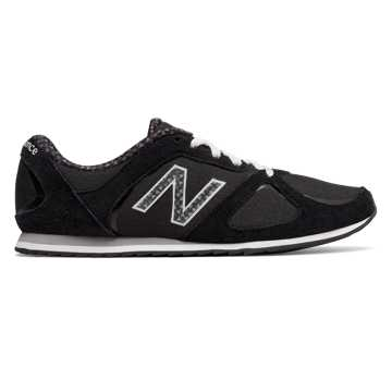 New Balance 555 Graphic New Balance, Black