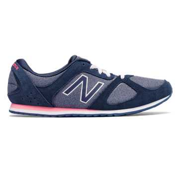 New Balance 555 New Balance, Galaxy with Guava