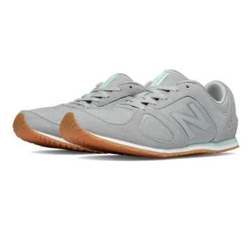 New Balance 555 New Balance, Silver with Seafoam