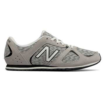 New Balance 555 New Balance, Black with Artic Fox