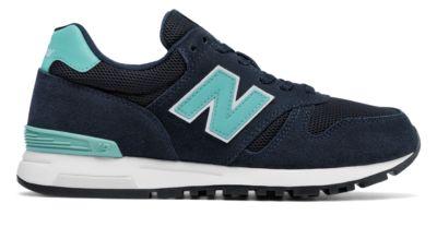 565 New Balance Suede Women's EU 43 Shoes | WL565PN