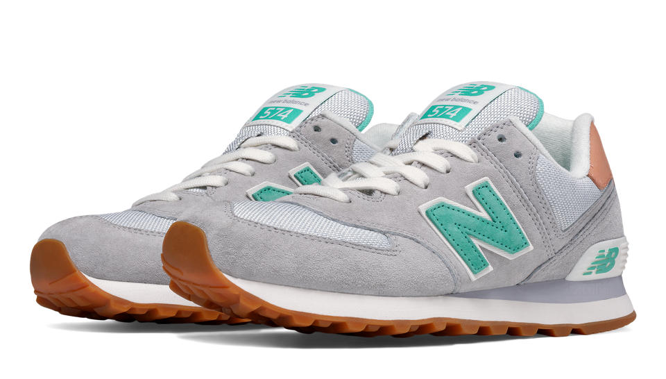 NB 574 Premium Cruisin, Light Grey