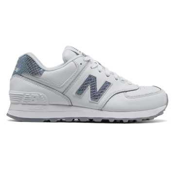 womens 574 new balance grey