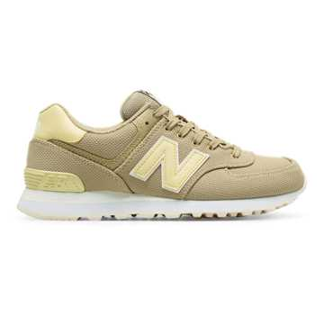 New Balance 574 Miami Palms, Sand with Pollen