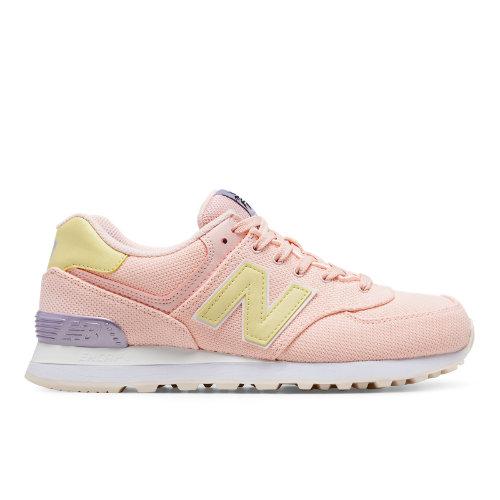 New Balance : 574 Miami Palms : Women's Footwear Outlet : WL574MIB