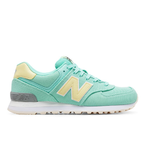 New Balance : 574 Miami Palms : Women's Footwear Outlet : WL574MIC