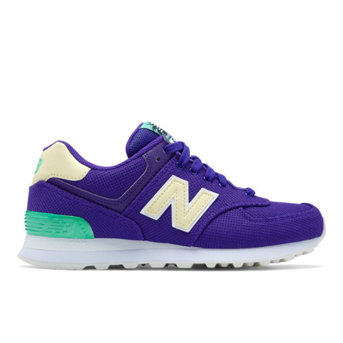 New Balance : 574 Miami Palms : Women's Footwear Outlet : WL574MID