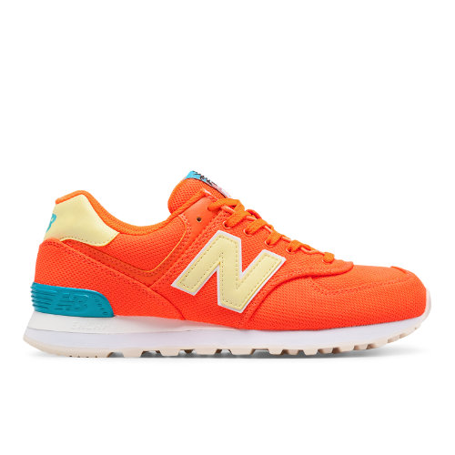 New Balance : 574 Miami Palms : Women's Footwear Outlet : WL574MIE