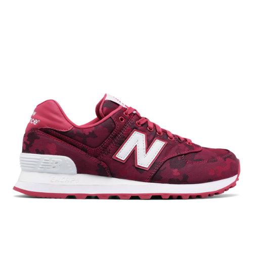 New Balance : 574 Camo : Women's Footwear Outlet : WL574MWC