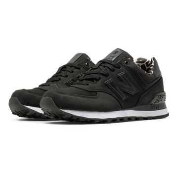 New Balance High Roller 574, Black