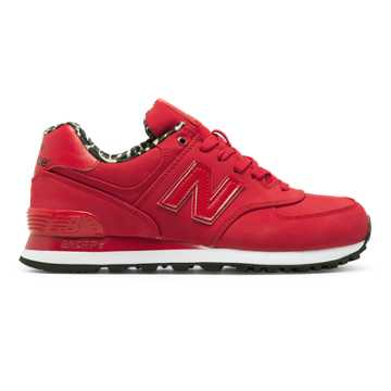 New Balance High Roller 574, Red