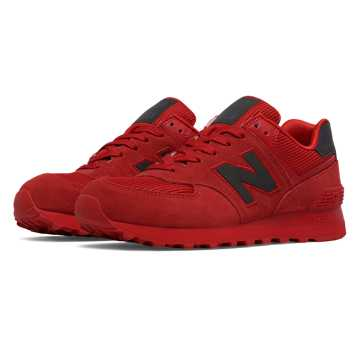 New Balance 574 Urban Twilight, Crimson