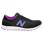 New Balance 640, Black with Purple