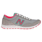 New Balance 640, Grey with Diva Pink
