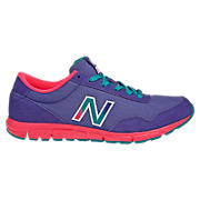 New Balance 640, Purple with Pink & Blue