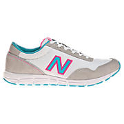New Balance 640, Light Grey with Turquoise
