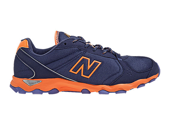 New Balance 661, Blue with Orange