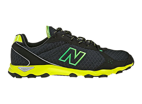 New Balance 661, Black with Yellow