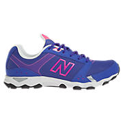 New Balance 661, Blue with Pink