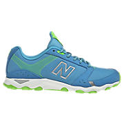 New Balance 661, Aqua with Lime