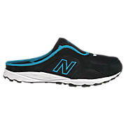 New Balance 692, Black with Aqua