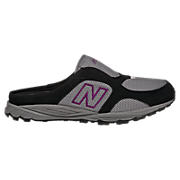 New Balance 692, Black with Grey & Purple