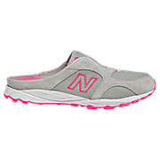 New Balance 692, Light Grey with Neon Pink
